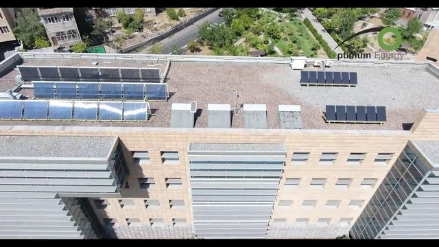 Energy solutions - American University of Armenia - Energy Solutions