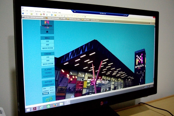 Building Management System - Yerevan Mall - Building Management System